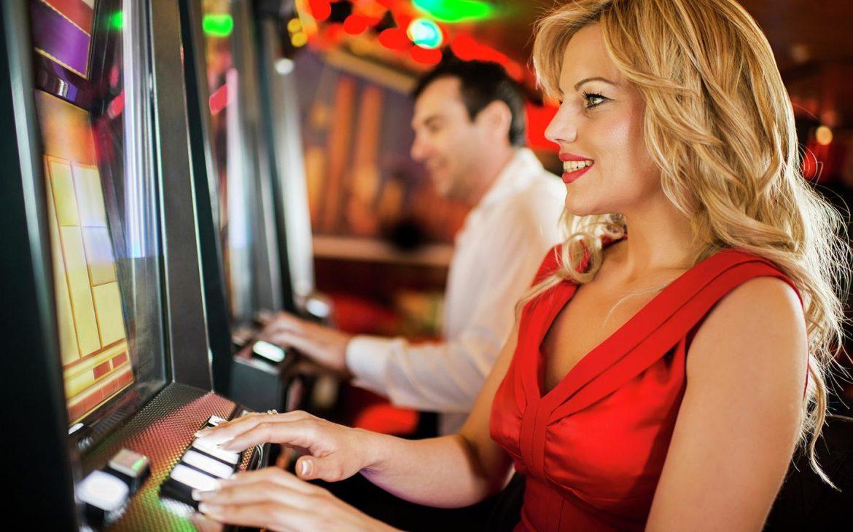 Playing online casinogames