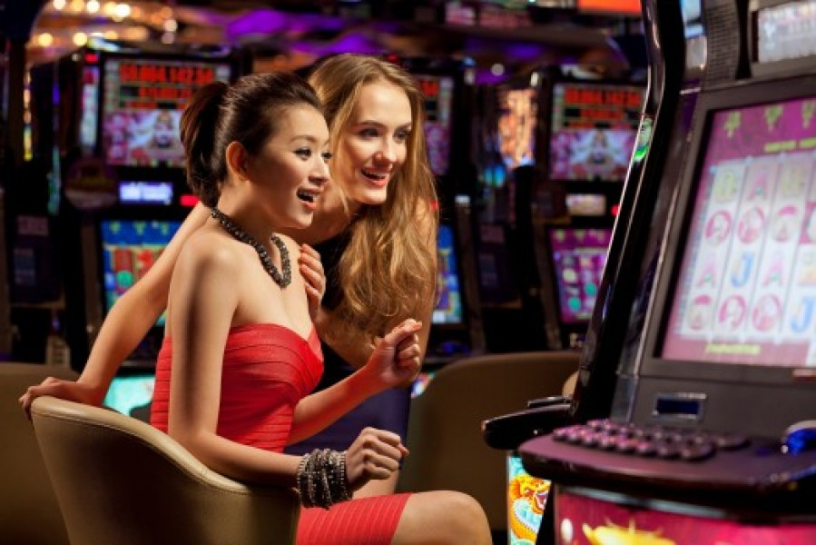 online casino Progress